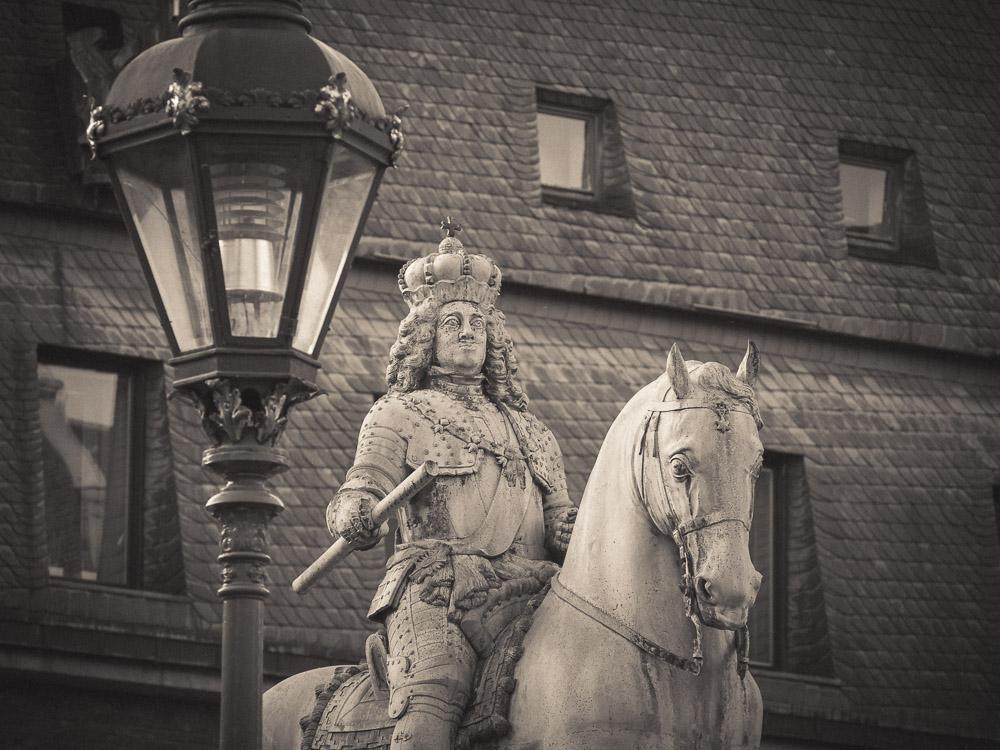 Jan Wellem, der Düsseldorfer Kurfürst